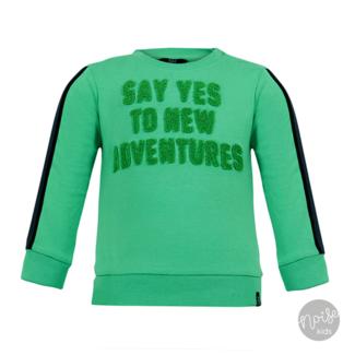 Beebielove Sweater Adventure Green