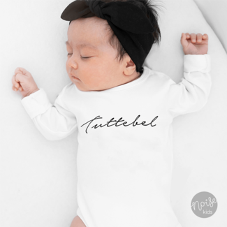 Your Wishes Romper Tuttebel White