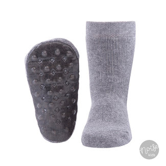 Ewers Anti-Slip Sokken Grey Melange