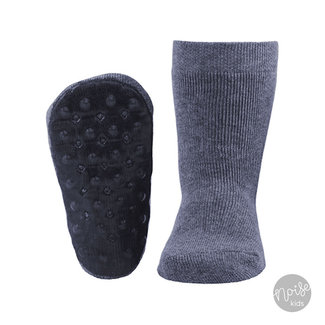Ewers Anti-Slip Sokken Jeans Melange