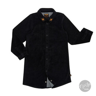 CarlijnQ Party Blouse Dress Black