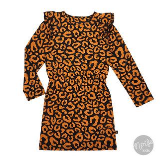 CarlijnQ Party Dress Leopard