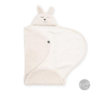 Jollein Wikkeldeken Bunny Off White