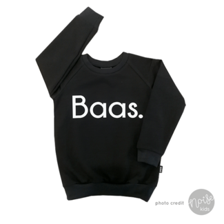 KMDB Sweater Baas Black