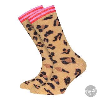 Ewers Sokken Leopard Camel