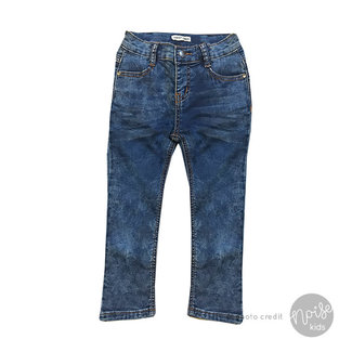Small Rags Jeans Straight Denim Blue