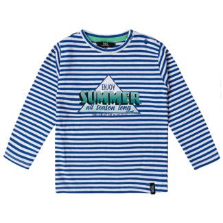 Beebielove Shirt Enjoy Summer Striped