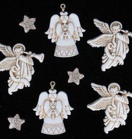 Dress it up Glitter Angels