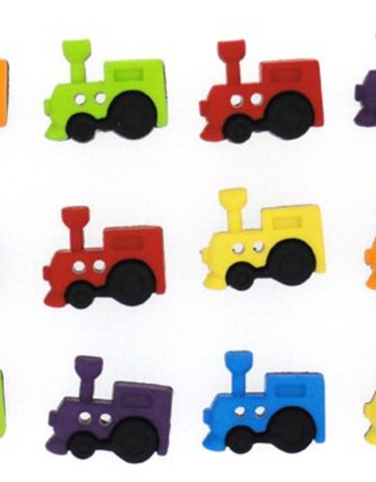Dress it up 6926 Sew Cute Trains