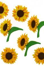 Dress it up 9374 Sunflowers