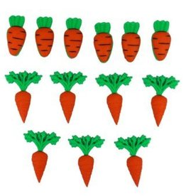 Dress it up Easter Carrot Crop