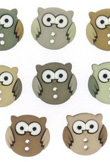 Dress it up 6930 Sew Cute Owls