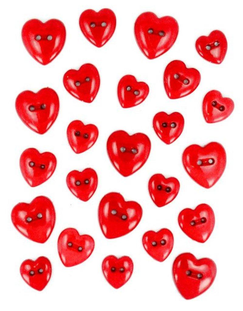 Dress it up 5624 Valentine Collection True Love