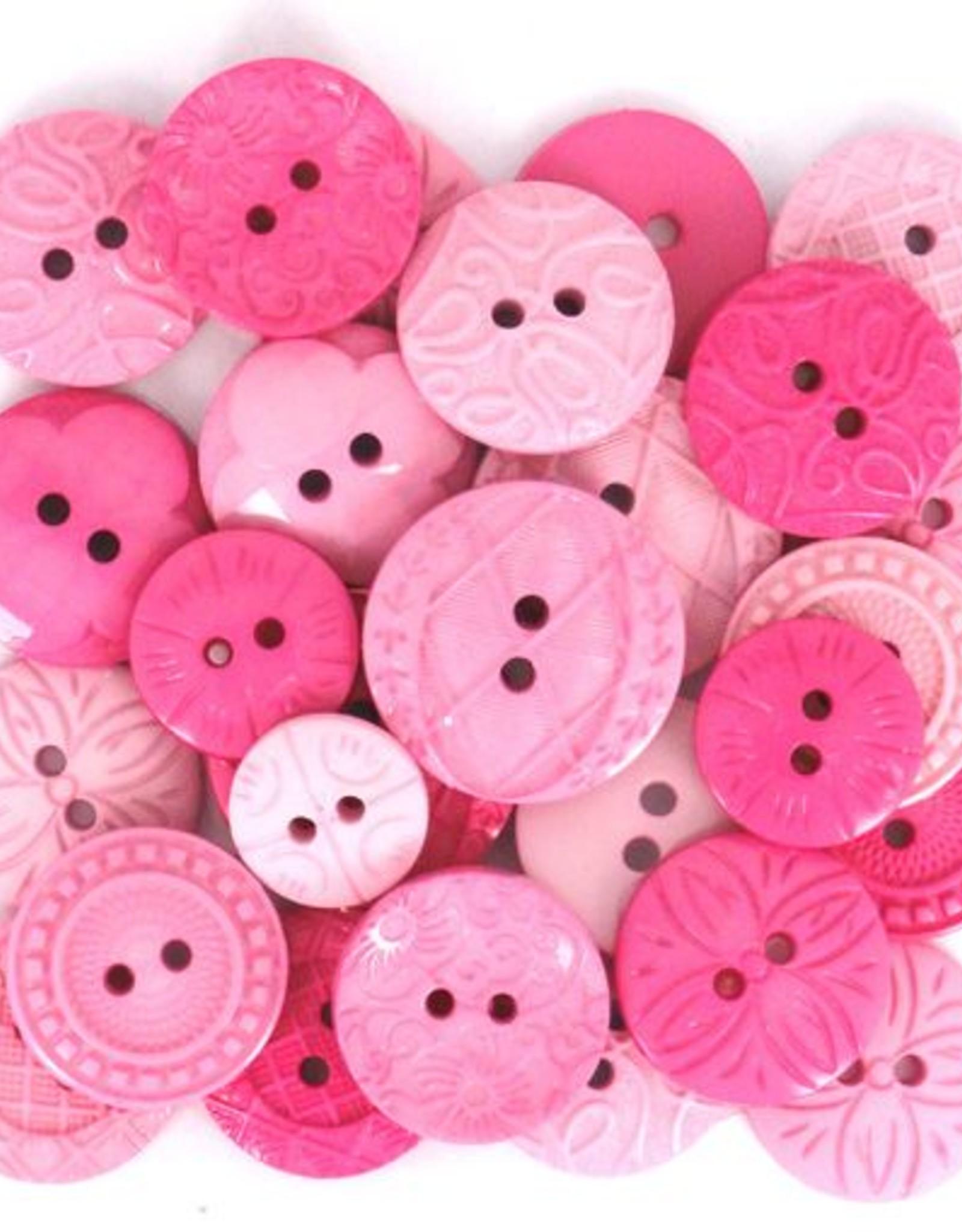 Dress it up 3566 Color me...Hot Pink