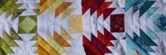 Pineapple Quiltblöcke