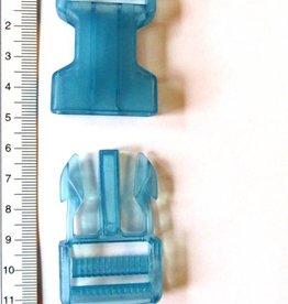 Union Knopf Steckschnalle 25 mm breit
