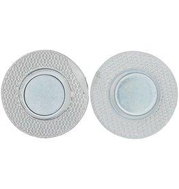 Union Knopf Magnet zum Einnähen