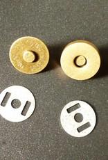 Union Knopf Magnetverschluss zum Stecken