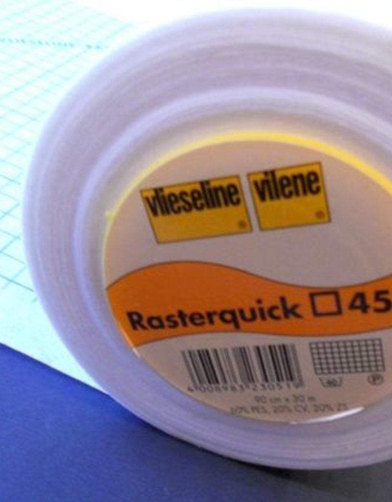 Vlieseline Rasterquick Quadrat