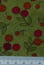 Diverse 10 cm  Flower Patch Flannel
