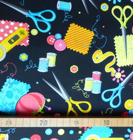 Benartex 10 cm Sew Excited