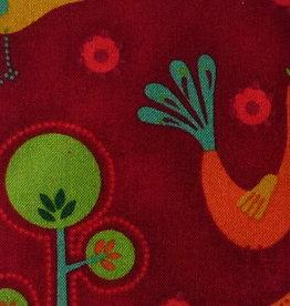 Stof 10 cm Scandic Peacock MS 13-1