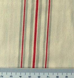 Diverse 10 cm Streifen rosa grau