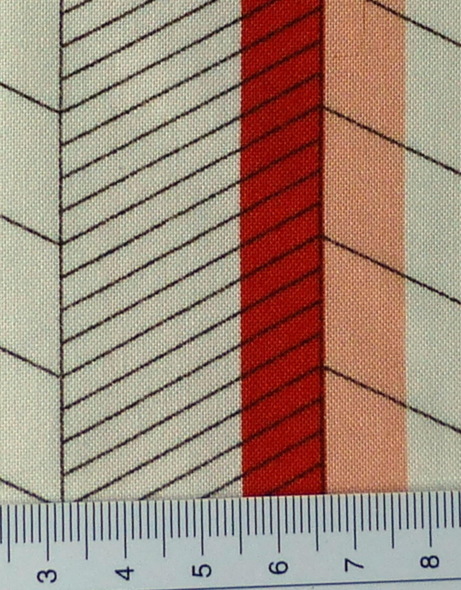 moda 10 cm Nomad  Streifen by Urban Chicks