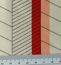 moda 10 cm Nomad  Streifen