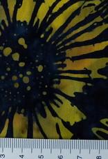 Diverse 10 cm  Batik Sonnenblumen