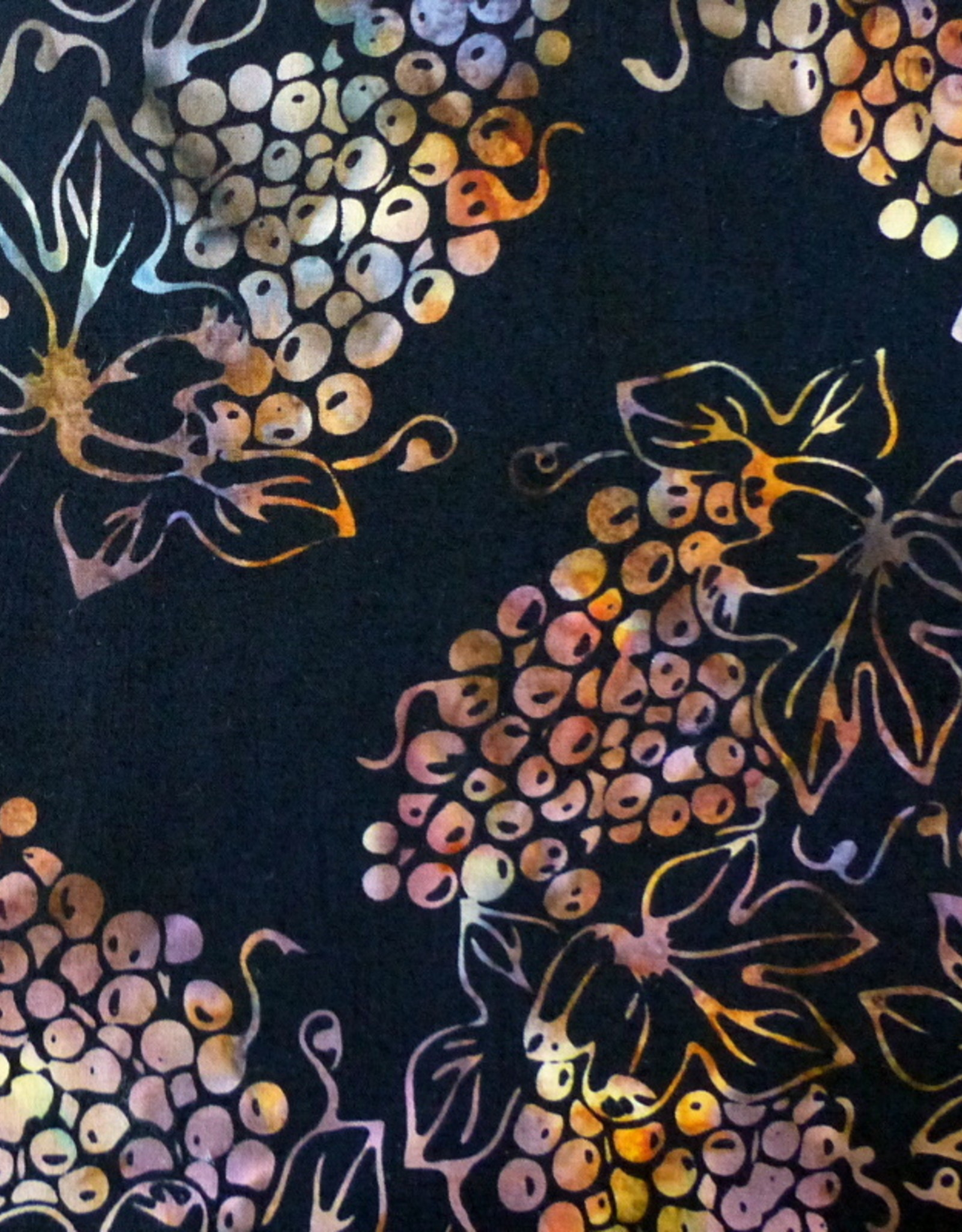Diverse 10 cm  Batik Weinreben