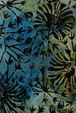 Diverse 10 cm  Batik Blumenkelche