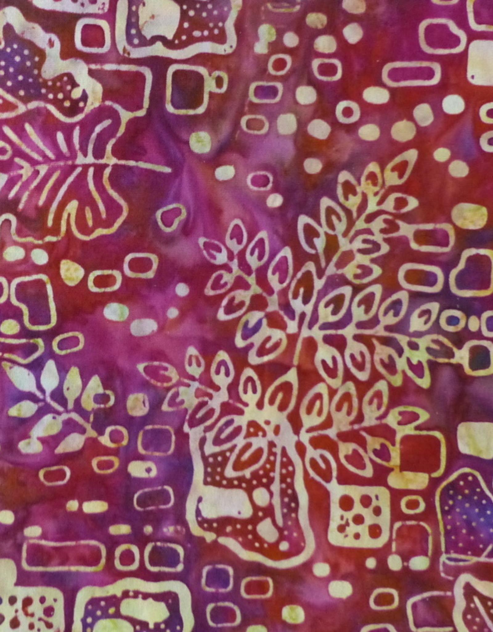 Diverse 10 cm Batik Zweige