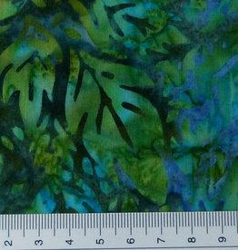 Diverse 10 cm Batik Blattwerk