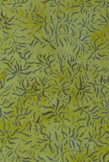 Diverse 10 cm Batik gelb grau