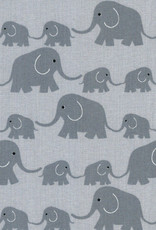 Westfalenstoffe AG 10 cm Druckstoff  010505827 Elefanten