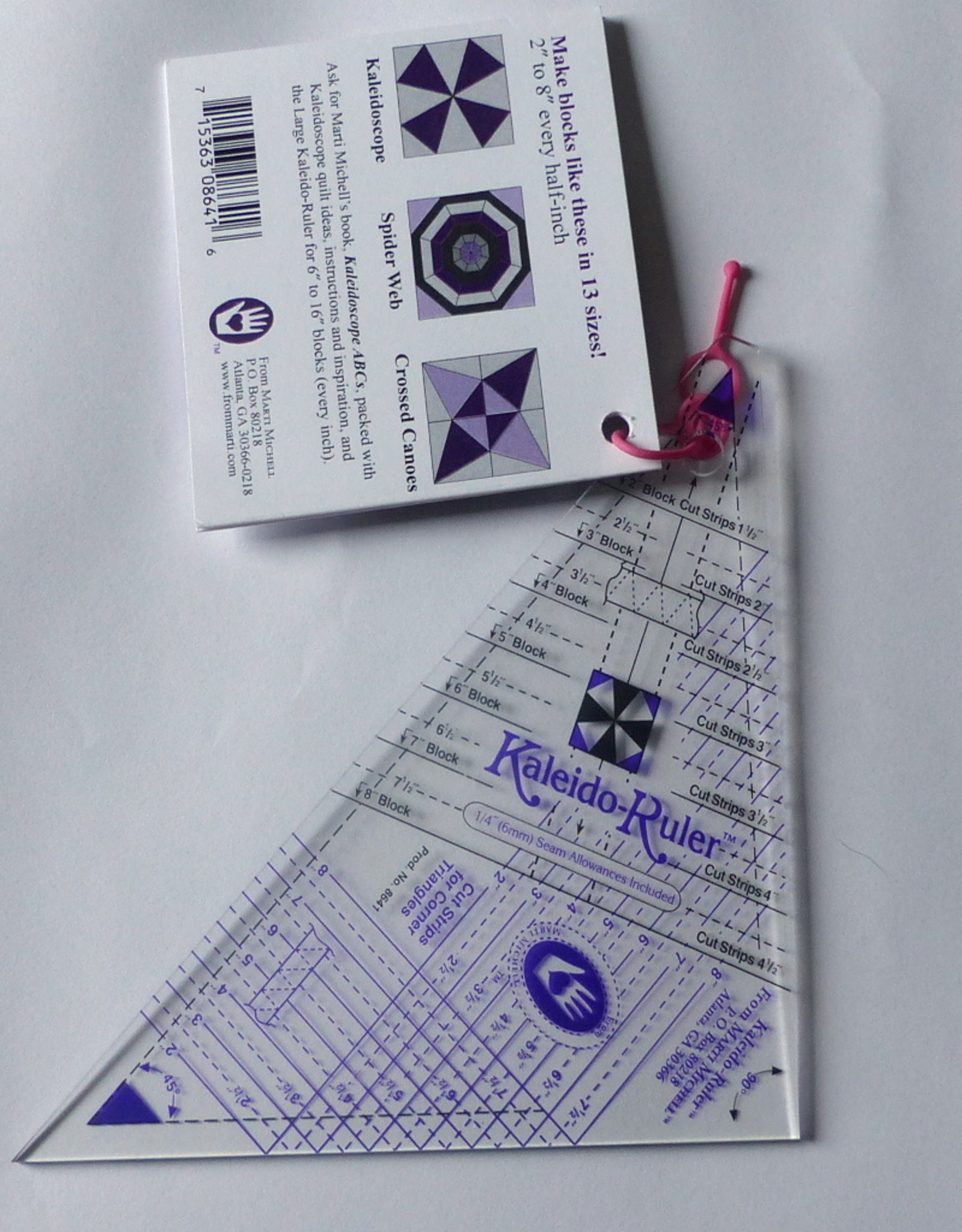 Marti Michell Small Kaleido Ruler