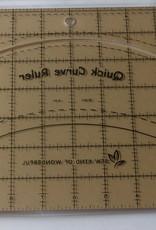 Sew Kind of Wonderful Quick Curve Ruler