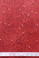 Makower UK 10 cm 501 Katie Hana Yanagi