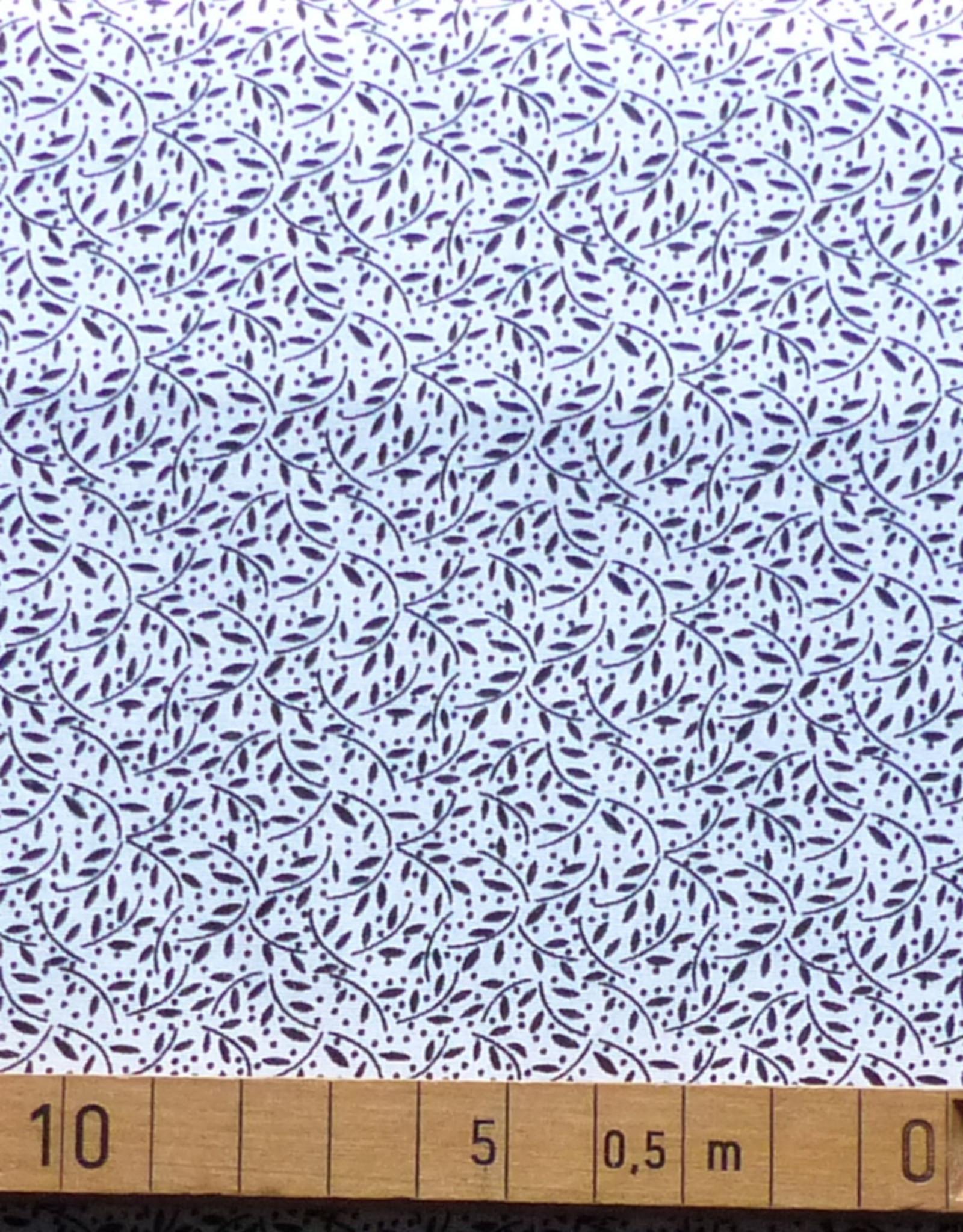 Diverse 10 cm Ranken schwarz-weiß