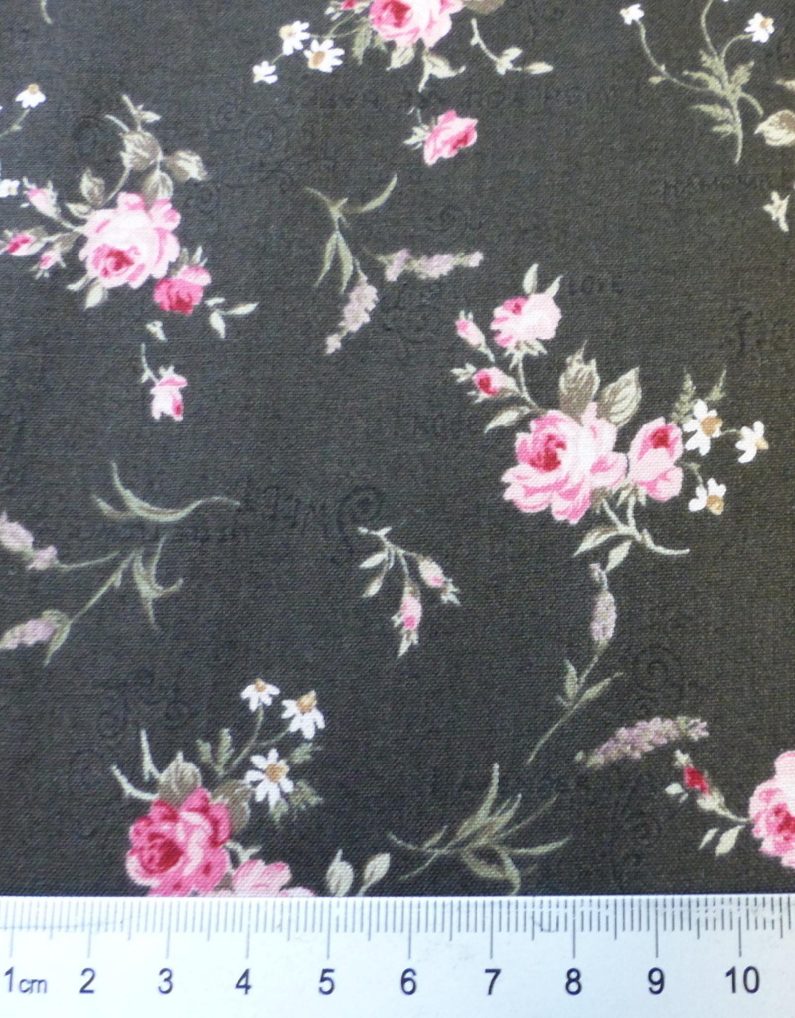 Lecien 10 cm  Antique Rose Mrs. March´s Collection