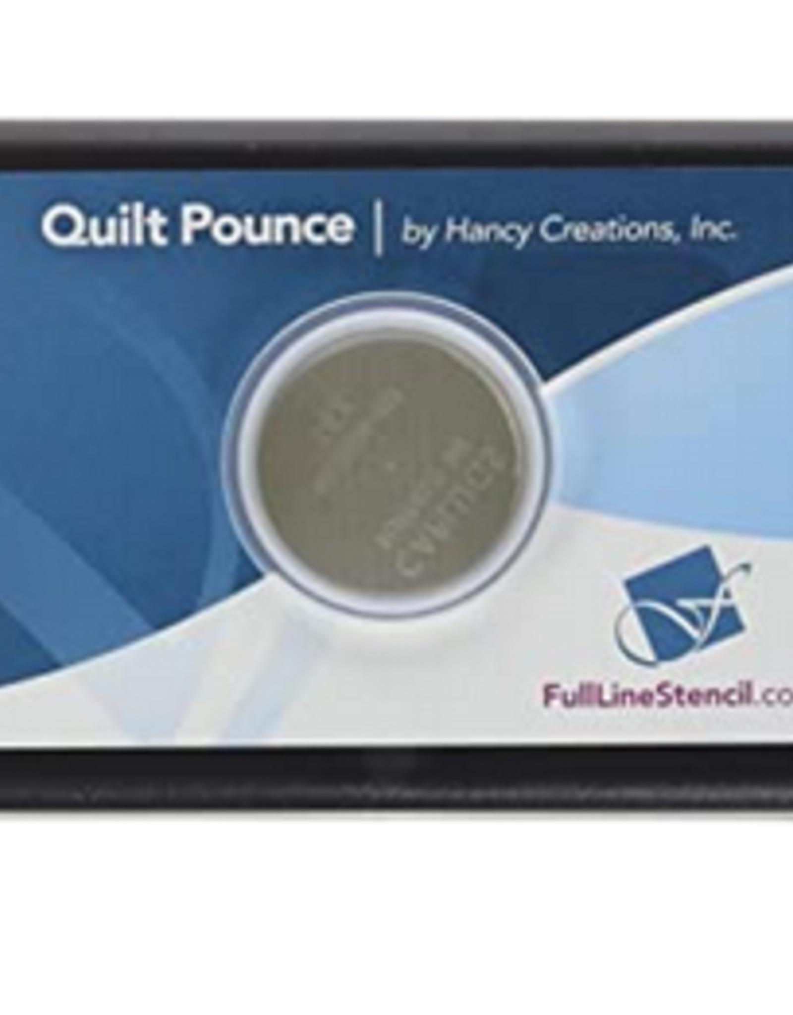 Pounce Pad Blue Chalk