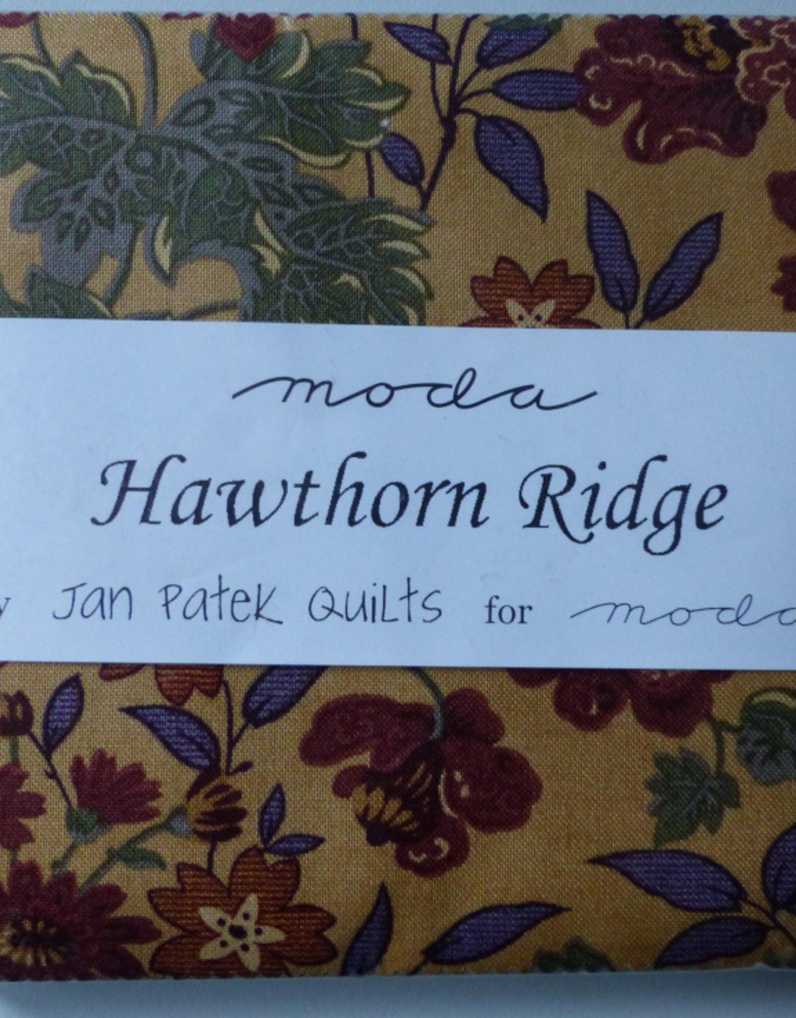 moda Charm Pack Hawthorn Ridge