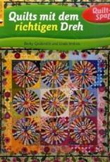 Quilts mit dem richtigen Dreh - Goldsmith & Jenkins
