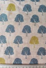 Makower UK 10 cm Heartwood Trees