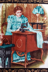 Diverse Paneel Sewing with Singer