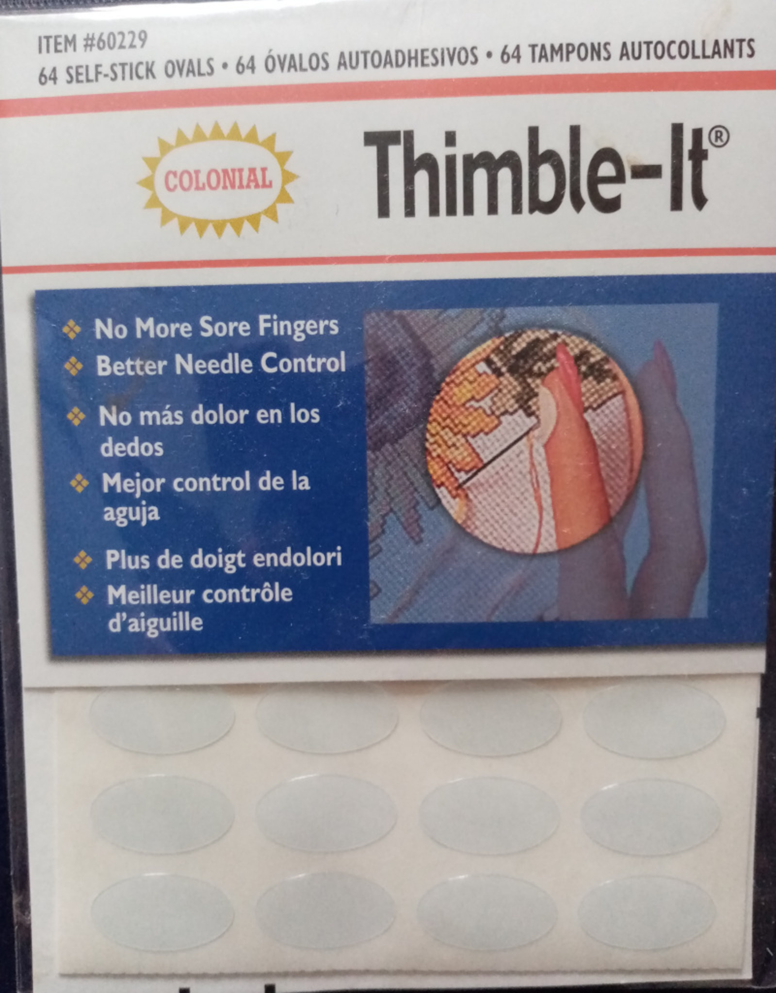 Timble-It statt Fingerhut
