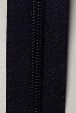 Union Knopf Endlosreißverschluss 5 mm schwarz