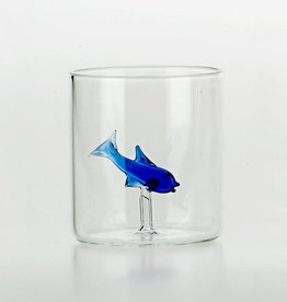 Casarialto Milano LITTLE FISH GLASSES - CYLINDRIC - C92