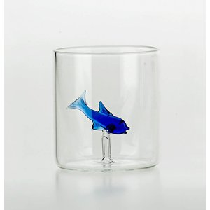 LITTLE FISH GLASSES - CYLINDRIC - C92